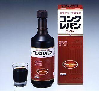 【全てはアミノ酸から】コンクレバン 500ml.3本入